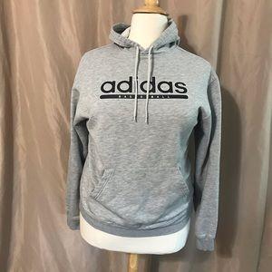 Adidas Basketball hoodie men's medium